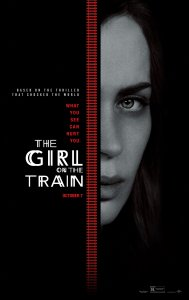 Mergina traukiny / The Girl on the Train (2016)