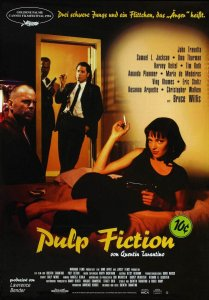 Bulvarinis skaitalas / Pulp Fiction (1994)
