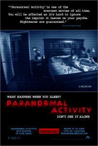 Paranormalus aktyvumas / Paranormal activity (2007)