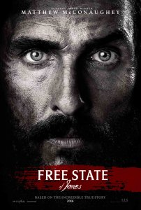 Karys iš Džounso / Free State of Jones (2016)