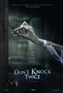 Nesibelsk du kart / Dont Knock Twice (2016)