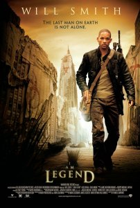 Aš esu legenda / I Am Legend (2007)