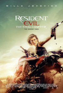 Absoliutus blogis: Pabaiga / Resident Evil: The Final Chapter (2016)