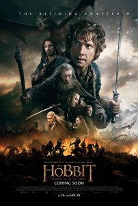 Hobitas: Penkių armijų mūšis / The Hobbit: The Battle of the Five Armies (2014)