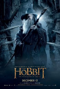 Hobitas: Smogo dykynė / The Hobbit: The Desolation of Smaug (2013)