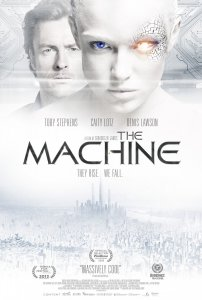 Mašina / The Machine (2013)