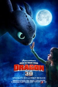 Kaip prisijaukinti slibiną / How to Train Your Dragon (2010)