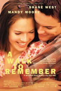 Įsimintinas kelias / A Walk to Remember (2002)