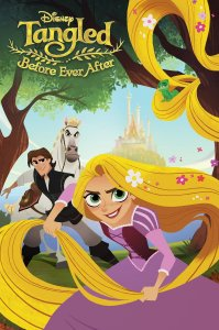 Ilgo plauko istorija / Tangled: Before Ever After (2017)