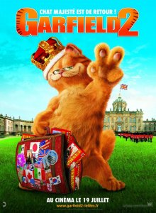 Garfildas 2 / Garfield: A Tail of Two Kitties (2006)
