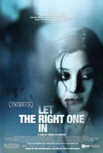 Įsileisk mane / Let the Right One In (2008)