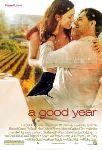 Geri metai / A Good Year (2006)