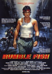 Kovinė žuvelė / Rumble Fish (1983)