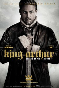 Karalius Artūras. Kalavijo legenda / King Arthur: Legend of the Sword (2017)