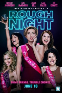 Mergų balius / Rough Night (2017)