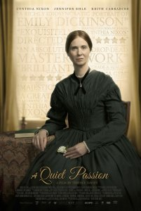 Tyli aistra / A Quiet Passion (2016)