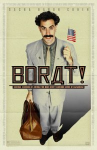 Boratas. Kaip šaunusis Kazachstano žurnalistas Amerikoj patirtį graibstė / Borat: Cultural Learnings of America for Make Benefit Glorious Nation of Kazakhstan (2006)