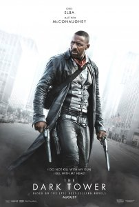 Tamsusis bokštas / The Dark Tower (2017)