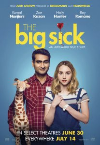 Meilės liga / The Big Sick (2017)