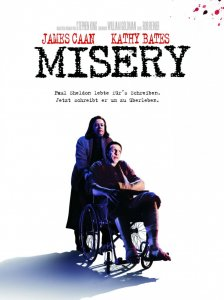 Mizerė / Misery (1990)
