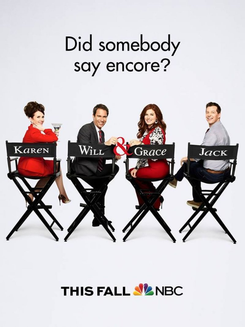 Vilas ir Greisė (9 Sezonas) / Will And Grace Season 9