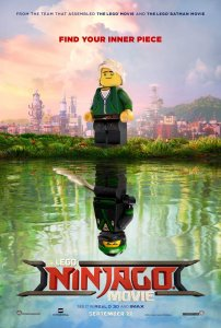 Lego Ninjago. Filmas / The LEGO Ninjago Movie (2017)