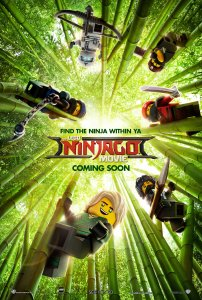 LEGO NINJAGO FILMAS / The LEGO Ninjago Movie (2017)