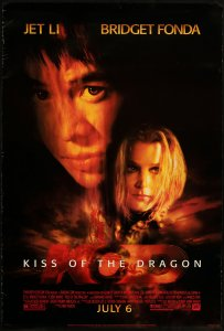 Drakono bučinys / Kiss of the Dragon (2001)