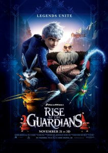 Legendos susivienija / Rise of the Guardians (2012)