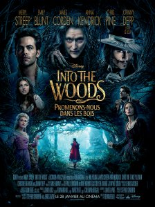 Gilyn į mišką / Into the Woods (2014)