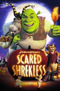 Šreko Helovynas / Scared Shrekless (2010)