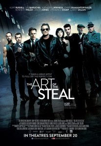 Menas vogti / The Art of the Steal (2013)