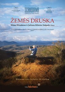 Žemės druska / The Salt Of The Earth (2014)