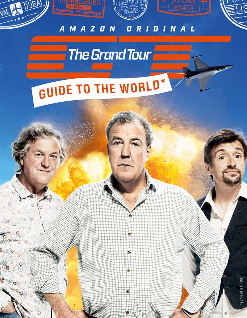 Didysis turas (2 Sezonas) / The Grand Tour (Season 2) (2017)