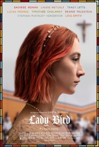 Boružėlė / Lady Bird (2017)