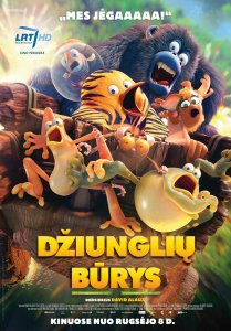 Džiunglių būrys / The Jungle Bunch (2017)