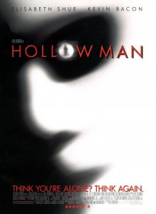 Žmogus be šešėlio / Hollow Man (2000)