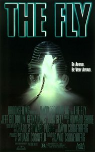 Musė / The Fly (1986)