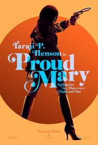 Ambicingoji Meri / Proud Mary (2018)