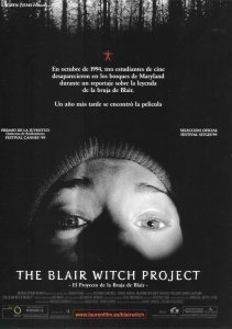Bleiro ragana / The Blair Witch Project (1999)
