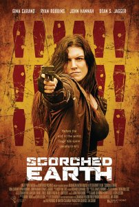 Sudegusi žemė / Scorched Earth (2018)