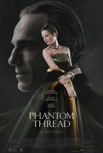 Nematomas siūlas / Phantom Thread (2017)