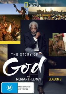 Dievo istorija su Morganu Frymanu / The Story of God with Morgan Freeman (Season 02)