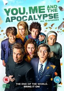 Tu aš ir apokalipsė / You Me And The Apocalypse (Season 01)