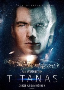 Titanas / The Titan (2018)