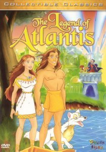 Legenda apie Atlantida / The legend of Atlantis (2004)