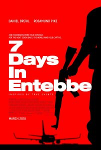 7 dienos Entebbe / 7 Days in Entebbe (2018)