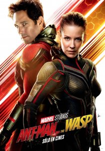 Skruzdėliukas ir Vapsva / Ant-Man and the Wasp (2018)