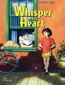 Širdies šnabždesys / Whisper of the Heart (1995)