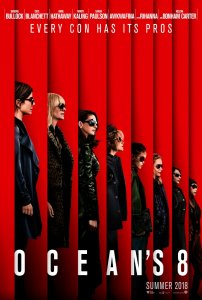Oušeno 8 / Oceans Eight (2018)